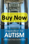 Inspiration for autism book cover home page